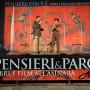 "Sante Maurizi e Gianluca Nieddu - Asinara - Festival ""Pensieri e Parole"", 7.9.2013 - ph M.Caria"