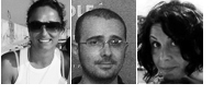 Nadia Madeddu, Paolo Madeddu e Antonella Masala