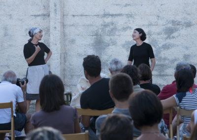 'Le ragazze sono partite' - Daniela Cossiga e Antonella Masala