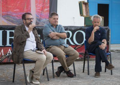 Sante Maurizi, Antonio Leotti, Pier Paolo Roggero