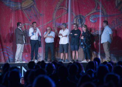 Sante Maurizi, Gianmaria Deriu, Pietro Marongiu, Gianluca Pignataro, Riccardo Baldini, Fiorella Infascelli, Antonio Leotti