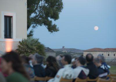 Moon over Asinara