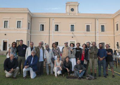 gruppo ospiti staff 2018